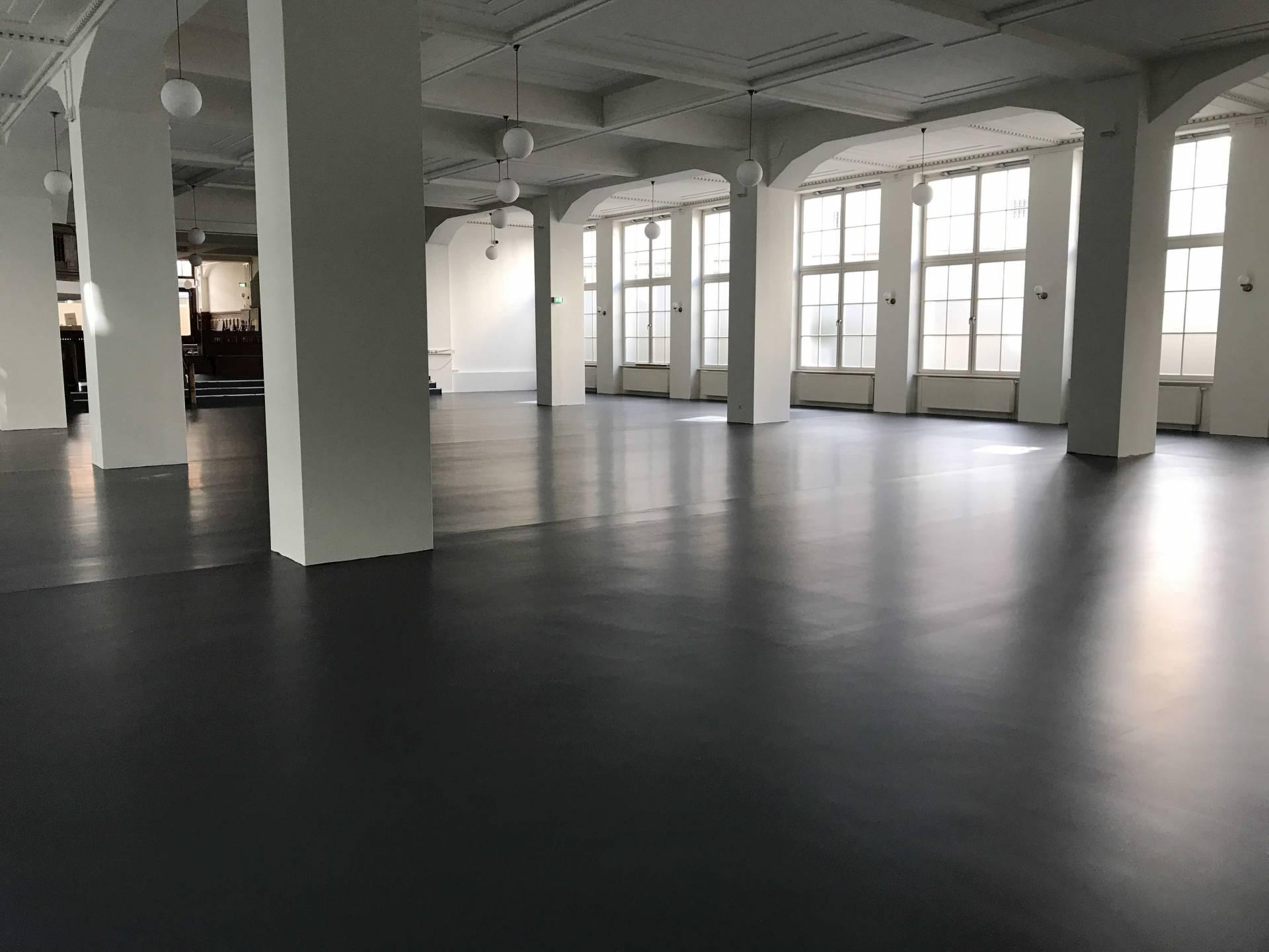 Umbau Kupfersaal August 2017 (Umbau zum Kupfersaal)